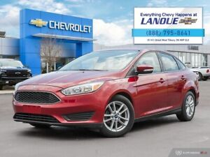 2016 Ford Focus SE New Tires, Reverse Camera, Bluetooth, Heated