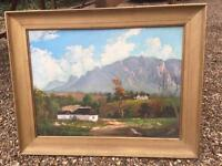 South African Oil painting