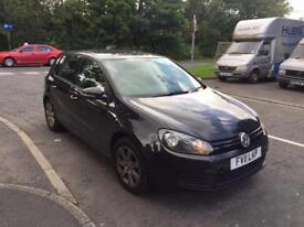 2011 Volkswagen Golf 1.6 Tdi S 5 Door £30 Road Tax Superb Drive Excellent Fuel Economy PX Welcome