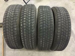 4 Express - ST205/70/15 - 70% - $100 For All 4