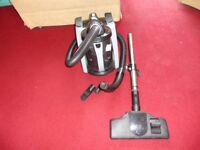 small black hoover 1600 w working