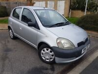 Toyota Yaris 1.0 VVT-i 16v GS 5dr/FSH/DRIVES EXCELLENT/BARGAIN
