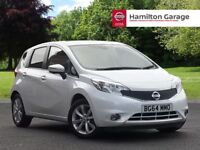 Nissan Note 1.2 DiG-S Tekna 5dr Auto (white) 2014