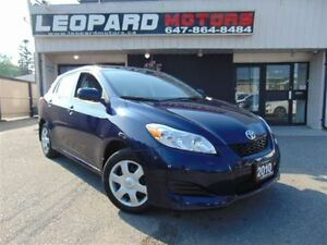 2010 Toyota Matrix XR,Pwr Windows,Cruise,No Accident*Low Km*