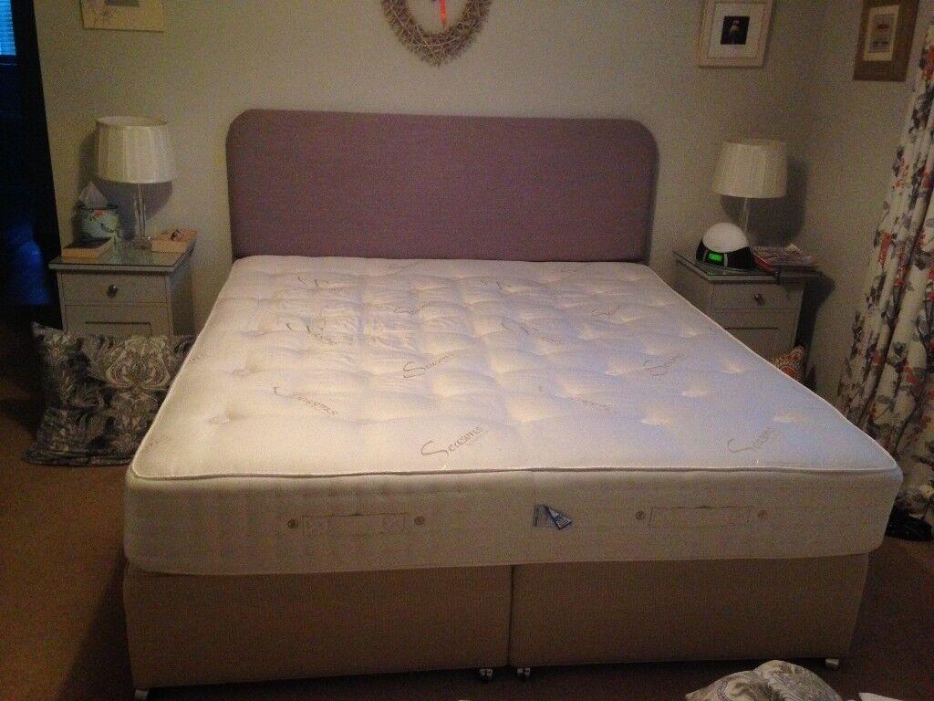 Super King Divan Bed by Millbrook
