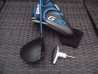 Ping G30 Driver - 10.5 Loft - Reg Flex - Excellent Condition