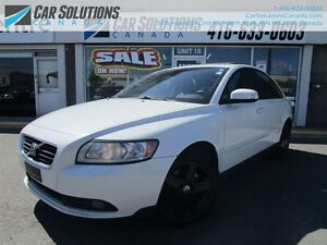 2009 Volvo S40 Leather-Sn roof-Automatic