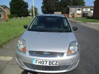 Ford, FIESTA, Hatchback, 2007, Manual, 1242 (cc), 3 doors