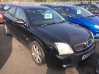 2003 Vauxhall vectra elite automatic