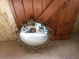Retro mirror