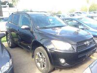 2011 Toyota RAV4 4WD Sport V6 Limited