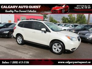 2015 Subaru Forester 2.5i Limited Package AWD/BACK UP CAMERA/MUS