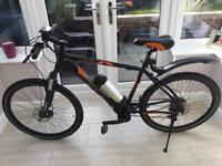 "Merlin Lancaster 21"" Electric Bicycle"