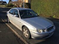 2003 rover 75 1.8 petrol