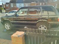 1996 range rover p38 4.6 hse auto 4x4 long test nice condition possible px or swap