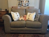 TWO SEATED SOFA EXCELLENT CONDITION