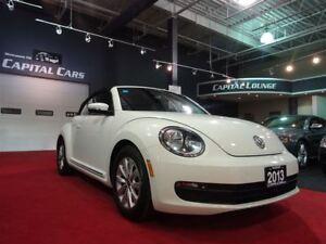 2013 Volkswagen Beetle Convertible COMFORTLINE / CONVERTIBLE / B