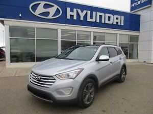 2013 Hyundai Santa Fe XL Limited w/Saddle Interior