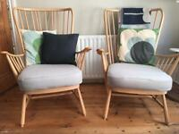Ercol Armchairs