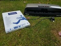 Fellowes Neptune 3 A3 Laminator with Pack of Sheets