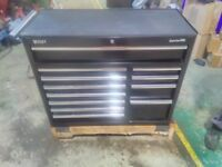 SEALEY tool box with tools