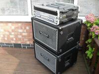 Mesa Boogie Bass Set Up
