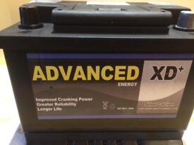 027 XD 63AH Brand new 12v car battery