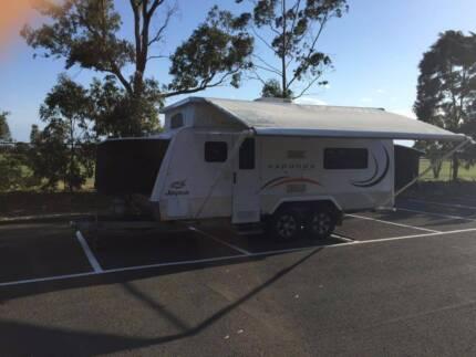 Jayco Outback Expanda 17.56-1 OB