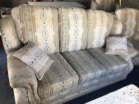 Sofa & Two Chairs