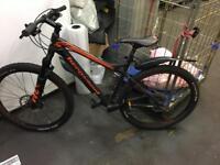 "Bergamont roxtar 27.5"" marathon race bike"