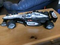 **collectable** David Coulthard West McLaren