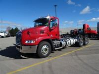 2016 Mack CXU613 BRAND NEW TRUCKS! (SALE PENDING) Ask For Used T