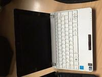 2 small laptops