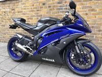 Yamaha r6 fully loaded