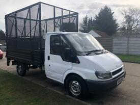 2006 / Ford Transit Caged Tipper T350 2.4 TDCI