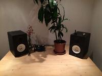 *Yamaha *HS80 speaker pair / *HS10W Subwoofer