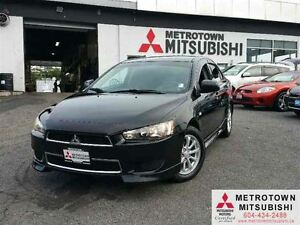 2012 Mitsubishi Lancer SE; Local