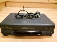 Goodmans SD 1800 PDC VCR - VHS (video cassette) player and recorder
