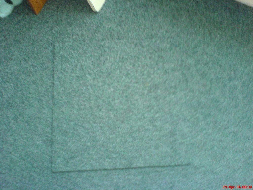 36 Dark Emerald Green Fleck Carpet Tiles And A Few Off