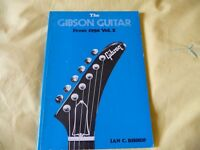 Gibson guitar book also Epiphone and related brands.