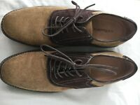 Mens Brown Shoes size 10