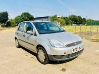 ★🎻PART EX TO CLEAR🎻★2003 FORD FIESTA 1.25 LX 16V PETROL★MOT JAN 2019★KWIKI AUTOS