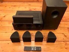 Pioneer HTP-072 5.1 Surround sound