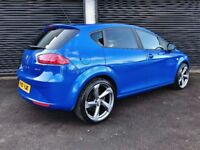 2010 SEAT LEON 1.6 TDI 105 SE CR ECOMOTIVE NOT IBIZA VW GOLF POLO AUDI A3 A4 ASTRA CIVIC FOCUS BMW