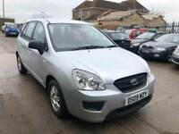 KIA Carens 2.0 S 5dr (5 Seats)£3,495 p/x welcome 1 YEAR FREE WARRANTY. NEW MOT