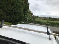 Citroen Dispatch/ Peugeot Expert / Fiat Scudo roof bars