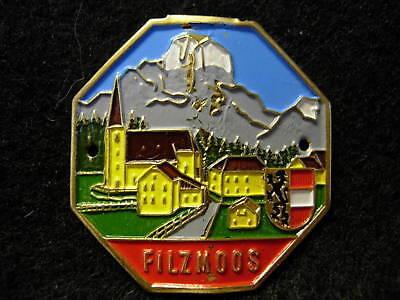 Filzmoos Hiking medallion stocknagel G1478