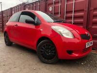 Toyota Yaris 1 Litre Petrol Year Mot No Advisorys Cheap To Run And Insure Cheap Car !