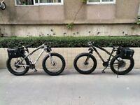 Fat Tyre Electric Bike Roadstar Brand New 1000W/60V