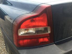 Volvo S80 99-03 Rear Light Passenger
